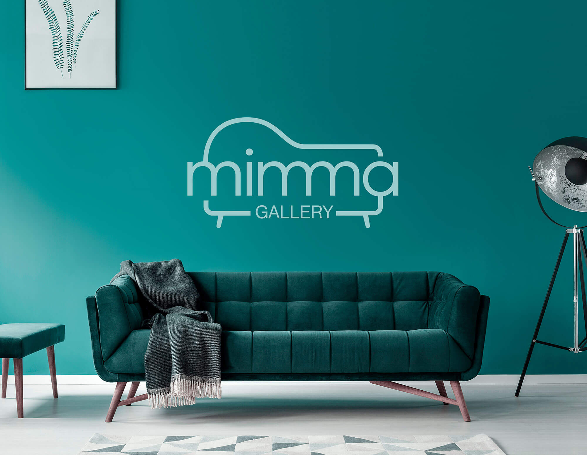 Estratègia integral de branding de Mimma Gallery